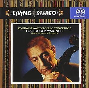 Dvorak - Walton : Concertos pour violoncelle