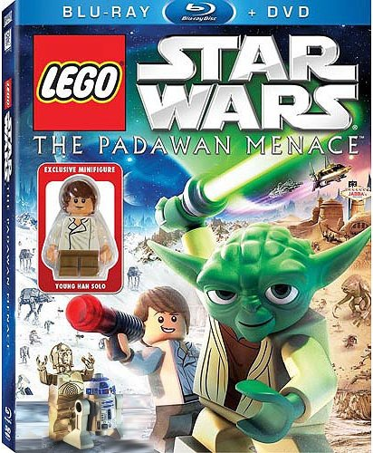 "Lego Star Wars: The Padawan Mence with special ""Ian"" figure"