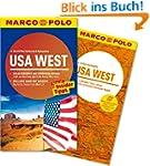 MARCO POLO Reisef�hrer USA West