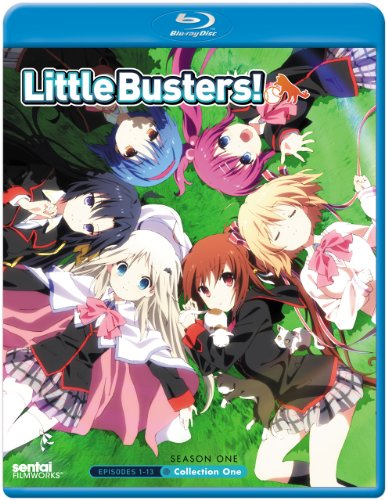 Little Busters Complete Collection [Blu-ray] [Import]