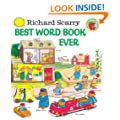 Richard Scarry's Best Word Book Ever (Richard Scarry)