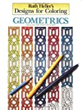 Designs for Coloring: Geometrics (0448031469) by Heller, Ruth