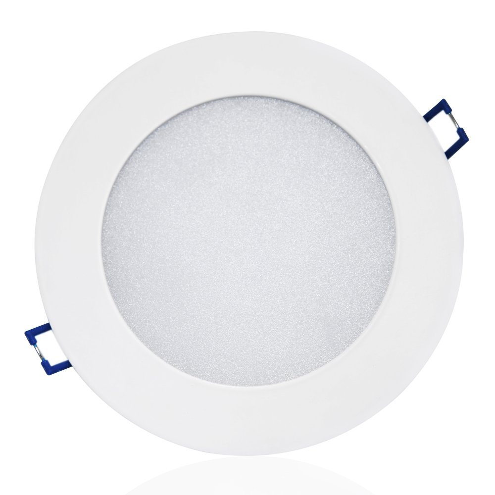 12V 5-inch Retrofit 3-in-1 RGB LED Recessed Lighting-DMX