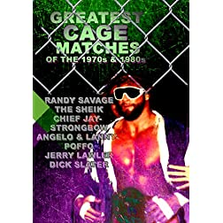 Greatest Cage Matches Of The 70s & 80s