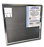 12x12x1 electrostatic washable permanent a c furnace air filter