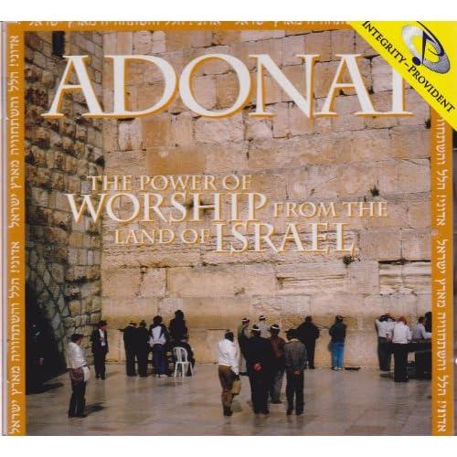 Amazon.com: Paul Wilbur: Adonai: The Power of Worship from the Land of