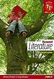 Password Literature - 1re terminale - série L (éd. 2012) - Livre