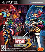 ULTIMATE MARVEL VS. CAPCOM(R) 3(����ƥ���åȥޡ�����С��������ץ���3)