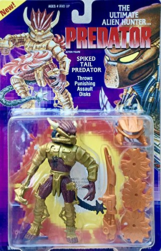 Spiked Tail Predator Figure - 1
