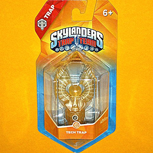 Skylanders Trap Team Tech Angel Trap [Automatic Angel] (Activision) - 1