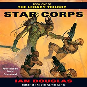 Star Corps Audiobook