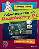 img - for Adventures in Raspberry Pi book / textbook / text book