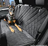 Dog Seat Cover for Trucks and Large SUVs with Nonslip Backing