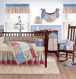 Amazon Isabella 4 Piece Baby Bedding Set Crib