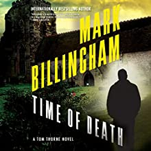 Time of Death (       UNABRIDGED) by Mark Billingham Narrated by Mark Billingham