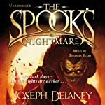 The Spook's Nightmare: Wardstone Chronicles 7 (       UNABRIDGED) by Joseph Delaney Narrated by Thomas Judd