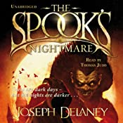 The Spook's Nightmare: The Wardstone Chronicles, Book 7 | Joseph Delaney