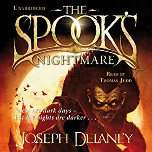The Spook's Nightmare Audiobook