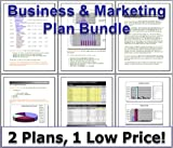 How To Start - Fitness Services for Seniors - BUSINESS PLAN + MARKETING PLAN = 2 PLANS!