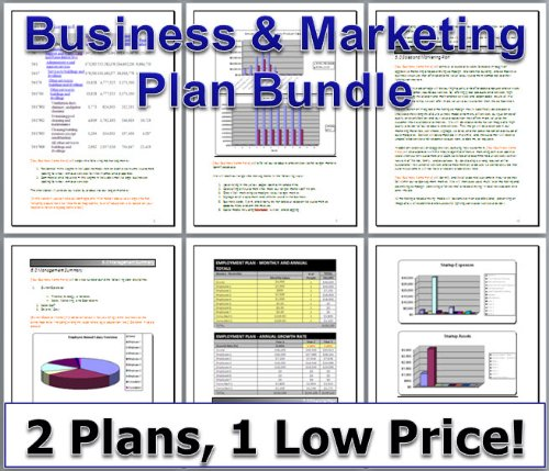 Website Design Web Services SEO BUSINESS PLAN + MARKETING PLAN = 2 PLANS!