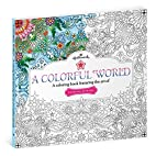 A Colorful World-A Coloring Book Featuring…