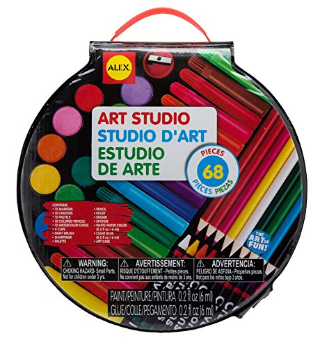 ALEX Toys Artist Studio Art Studio Case