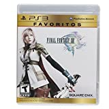 PlayStation 3 Final Fantasy XIII Favoritos - Spanish/English Edition