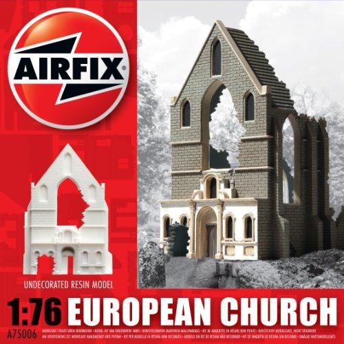 Airfix 1:76 European Church Ruin