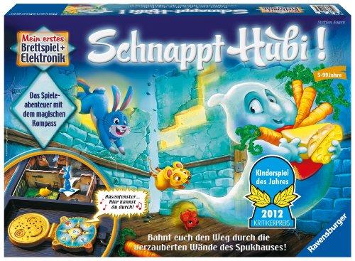 Ravensburger 22093 - Schnappt Hubi - Kinderspiel des Jahres 2012 hergestellt von Ravensburger