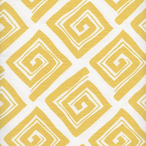 Maze Corn Yellow Rectangle Pillow front-980349