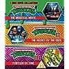 Teenage Mutant Ninja Turtles - The Movie Collection: 3 Disc Set (Teenage Mutant Ninja Turtles/Secret Of The Ooze/Turtles In Time) (Blu-ray)