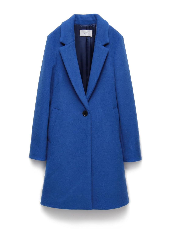 (フレイ アイディー)FRAY I.D ロンク゛ウールコート : 服&ファッション小物通販 | Amazon.co.jp