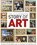The Illustrated Story of Art (Dk)