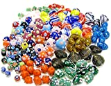 Linpeng Lp-021916MLB Lampwork Beads Everything But The Kitchen Sink, 1.5 lb