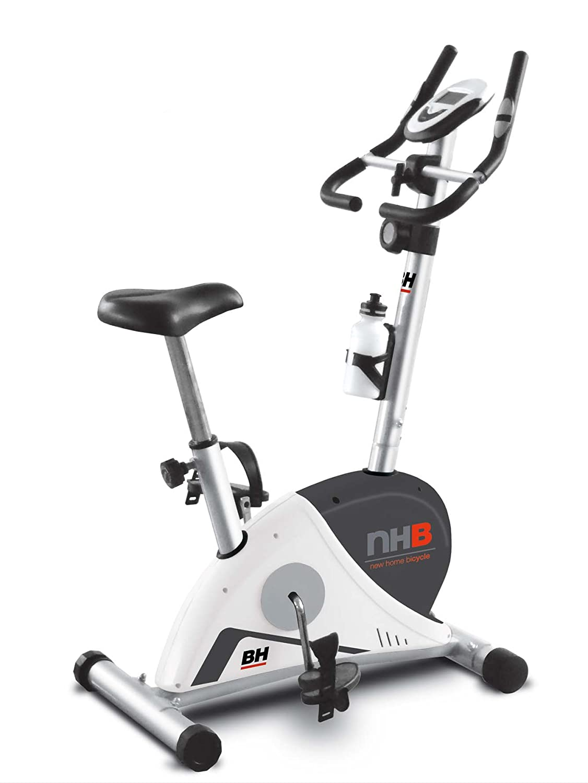 <p>Bicicleta de spinning para interior. Bicicleta BH Fitness color blanco</p>