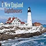 New England Lighthouses 2014 Calendar