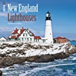 New England Lighthouses Calendar
