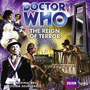 The Reign of Terror: A Doctor Who Novel, Book 119 | [Ian Marter]