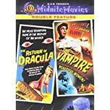 The Return of Dracula / The Vampire (Midnite Movies Double Feature) ~ Francis Lederer