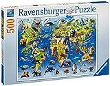 Ravensburger Endangered Animals (500 Pieces)