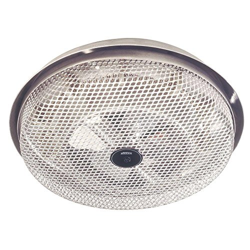 Broan Model 157 Low-Profile Solid Wire Element Ceiling Heater (Bathroom Ceiling Fan Broan compare prices)