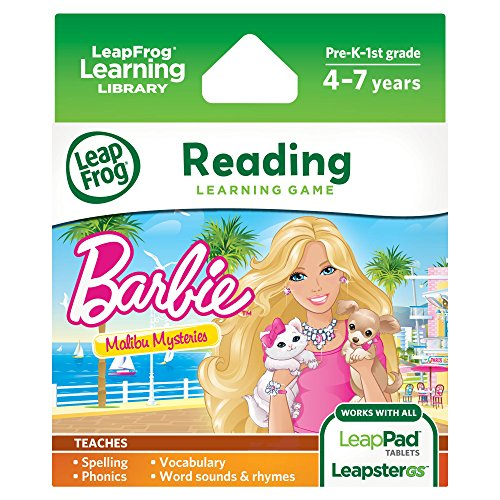 LeapFrog-Learning-Game-Barbie-Malibu-Mysteries-for-LeapPad-Tablets-and-LeapsterGS