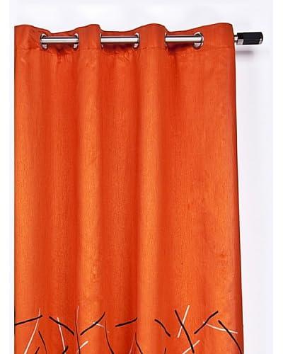 Reig Martí Cortina con Ollados Darki Naranja