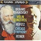 Brahms : Concerto pour Violon / Tcha�kovsky : Concerto pour violon