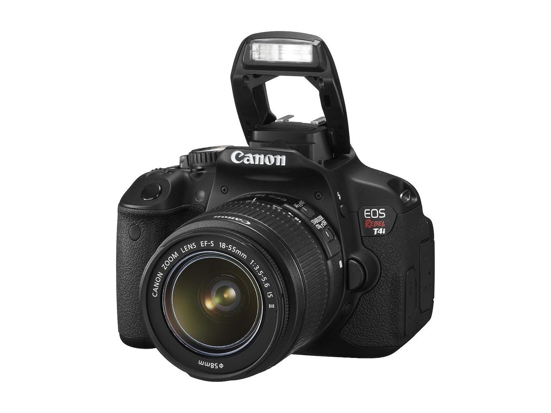 Canon Rebel T4i 18-55mm