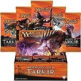 Hasbro - Jccmtg131_4 - Cartes À Collectionner - Boite De 36 Boosters - Magic The Gathering - Les Dragons De Tarkir