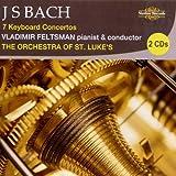 Bach : 7 Concertos pour clavier. Feltsman.