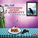Zwetschgendatschikomplott (Franz Eberhofer 6) Audiobook by Rita Falk Narrated by Christian Tramitz
