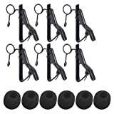 Hatisan Mini Lavalier Microphone Clip and Microphone Cover - 5/16