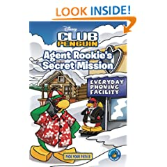 Agent Rookie's Secret Mission 8 (Disney Club Penguin)